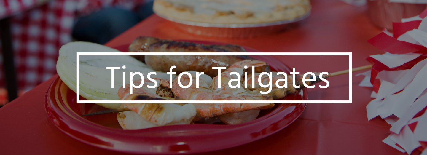 Tips for Tailgates